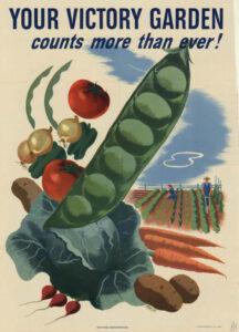 Sejrshave 2. verdenskrig USA